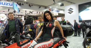 #Live Eicma 2019 : « Girls of Eicma »