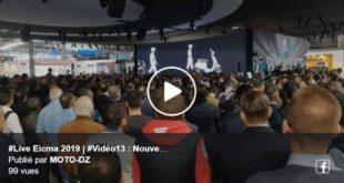 Nouveautés 2020 Groupe Piaggio