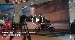 Nouveautés 2020 BMW Motorrad