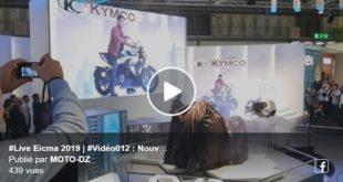 Nouveautés 2020 KYMCO