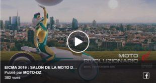 Teaser du Salon de la Moto de Milan