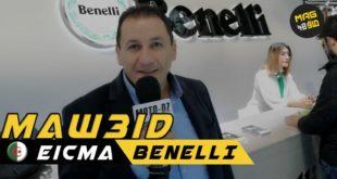 Rendez-vous avec SAIGH Abdelkarim de Benelli Algérie