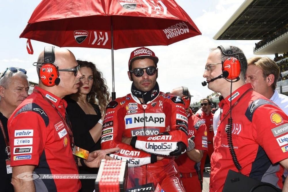 Miller dès 2020 en Factory Ducati