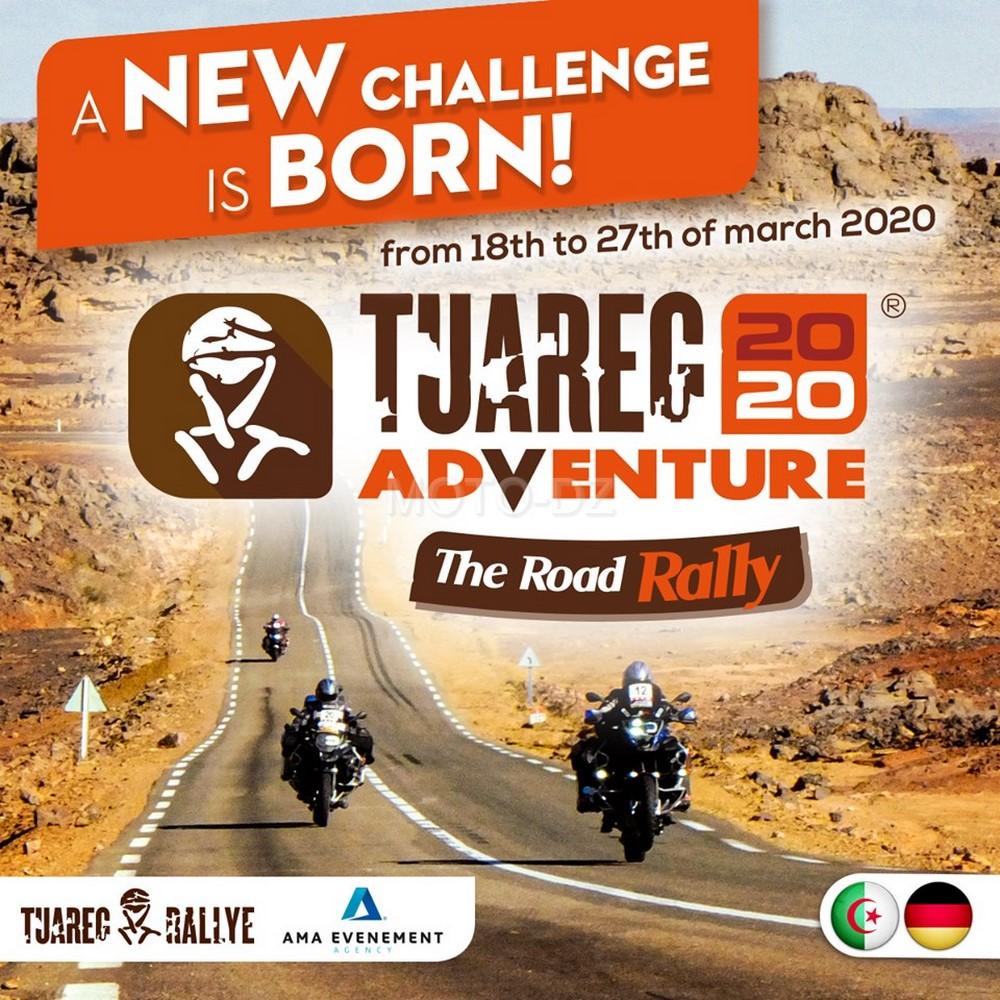 TUAREG Adventure 2020 : 1er Rallye Routier du 18 au 27 mars 2019