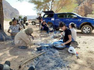 XTrem'Sud : location de moto dans le Grand Sud Algérien