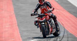 Ducati travaille sur une Streetfighter V2