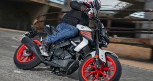 Essais nouvelles Yamaha MT-125 et MT-03
