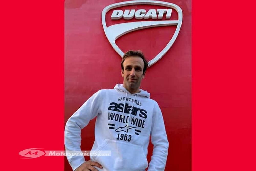 MotoGP 2020 : Zarco chez Ducati, c'est officiel !