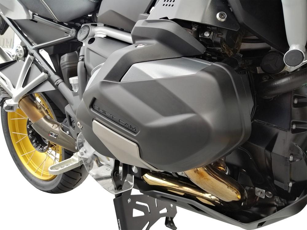 Wunderlich : les couvre-culasse pour Boxer 1250 sont dispo