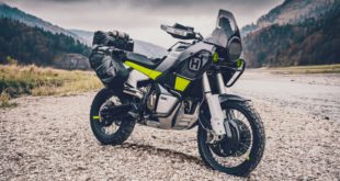 Husqvarna officialise la Norden 901