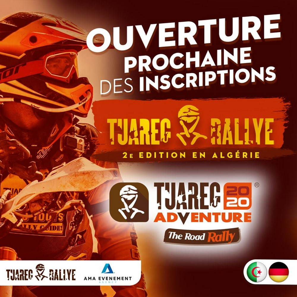 TUAREG Adventure / Rallye 2020