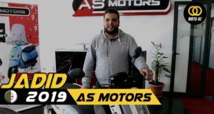 AS MOTORS : Toute sa gamme 2019 et ses promotions de fin d'année