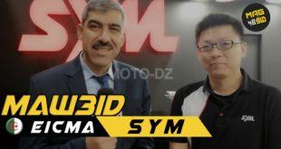 Rendez-vous avec HAMDI Abdelghani de SYM Algérie