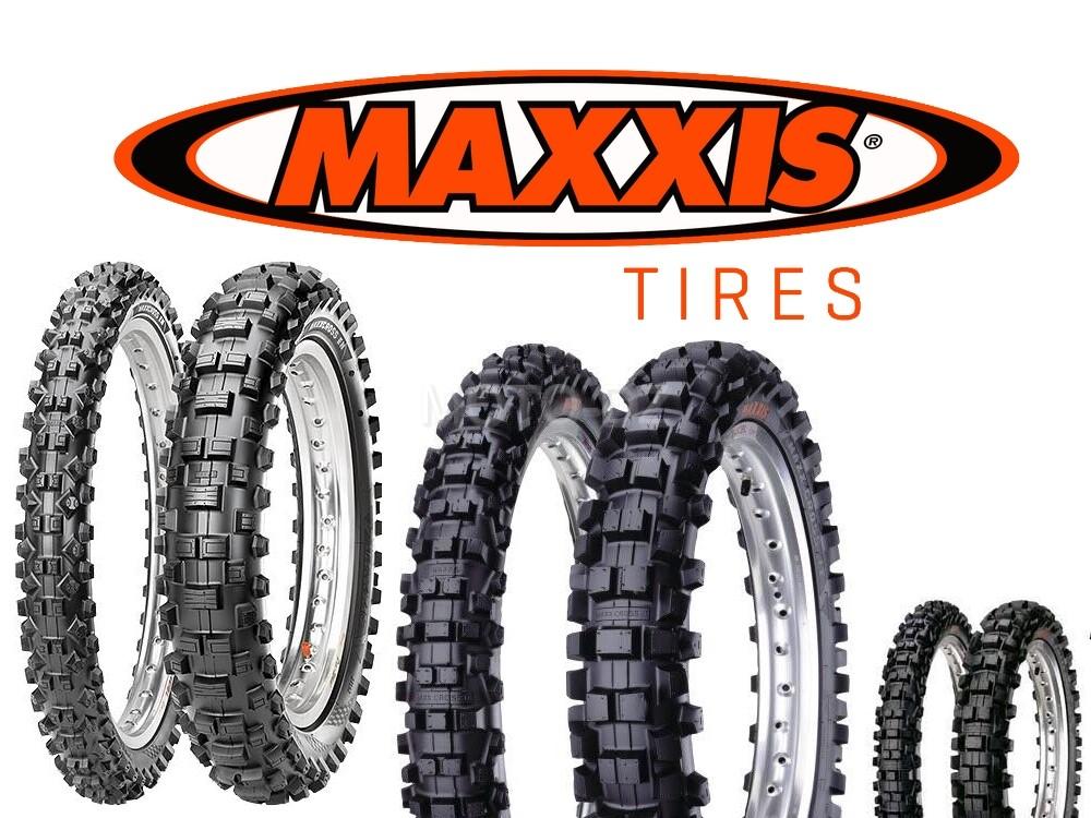 """MAXXIS Algérie : """"PROMO"""" sur les pneus cross, à partir de 6.000 dinars"""