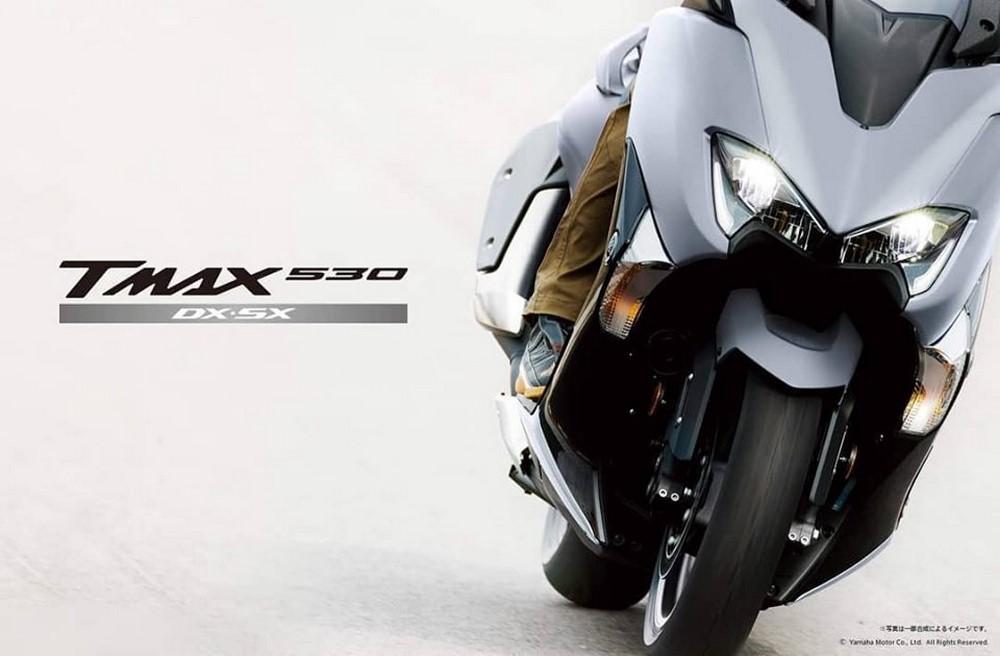 PROX4 : réservez votre YAMAHA TMAX 530 DX pour 2020 !