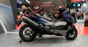 Exclusif : le SYM MAXSYM 500 TL disponible courant février 2020 en Algérie !