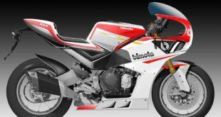 Une Bimota KB4 annoncée pour l'été 2020