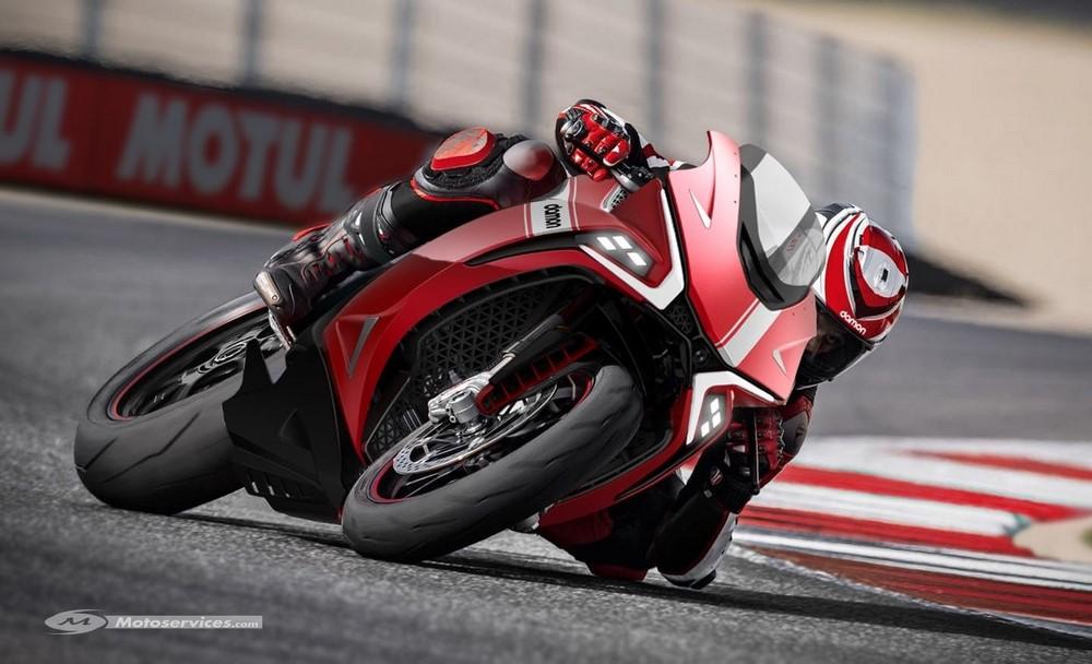 Damon Hypersport : 200 chevaux, plus de 300 km/h