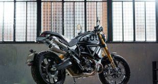 Ducati Scrambler 1100 Pro et Sport Pro 2020
