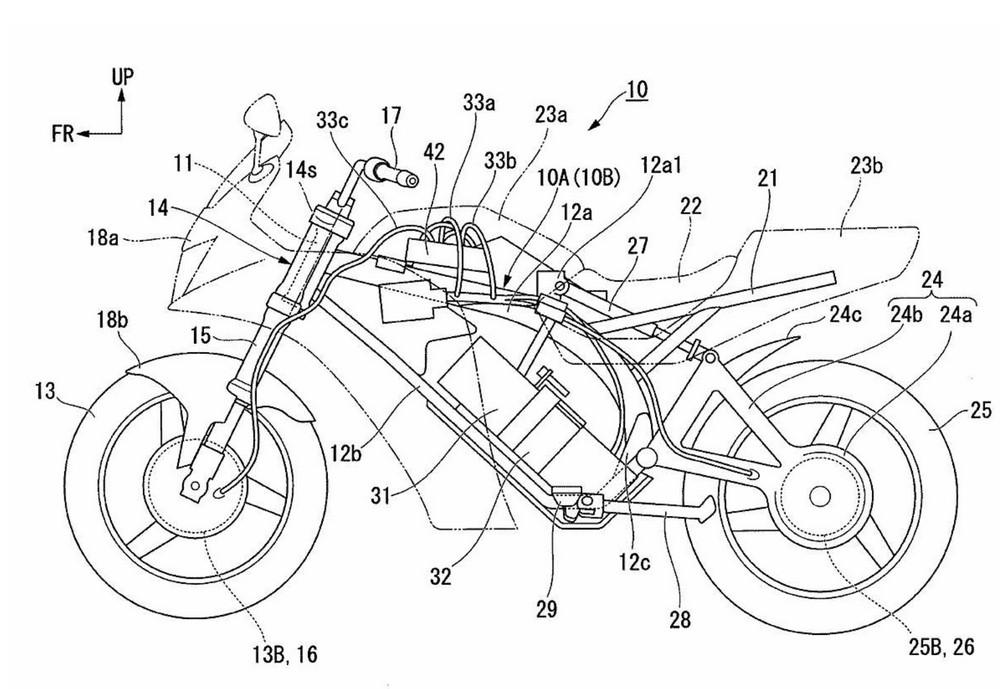 Honda travaille sur un roadster électrique