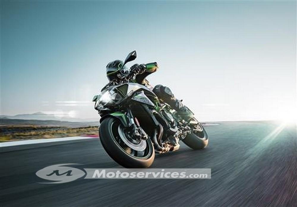 Kawasaki Z H2, Ninja 1000 SX, Ninja 650, W800 2020 : les tarifs !
