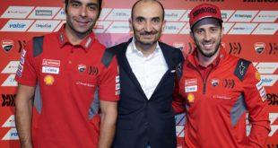 MotoGP 2020 : Le retour de Winnow sur les (superbes !) Ducati Factory