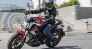 Nouvelle Zero Motorcycles SR/S