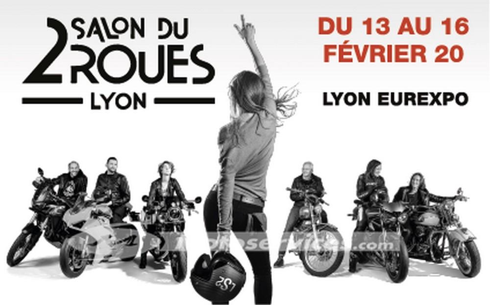 Salon du deux-roues de Lyon 2020