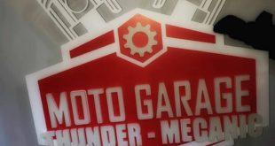Thunder Mecanic Garage