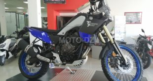 Yamaha Algérie : Ténéré 700 en cours d'homologation