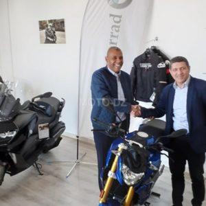BMW Motorrad Algérie : nouveau showroom à Tipaza avec Vente et Location !