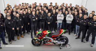 MotoGP : En 2021, Aprilia se sépare de Gresini