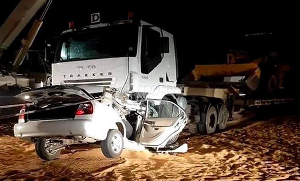 Accidents de la circulation : 35 morts et 1.139 blessés en une semaine