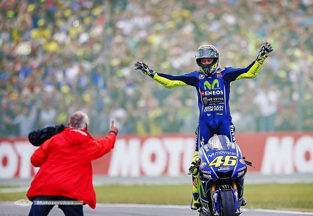 MotoGP 2020 : Rossi contre Marquez : 41 à 27 !
