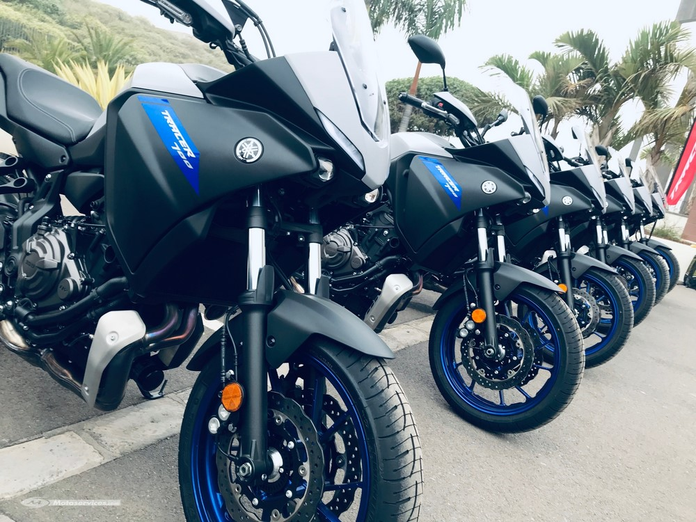 Yamaha Tracer 700 : on a le prix définitif !
