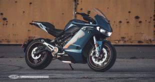 Zero Motorcycles SR/S : toutes les photos, toutes les infos !