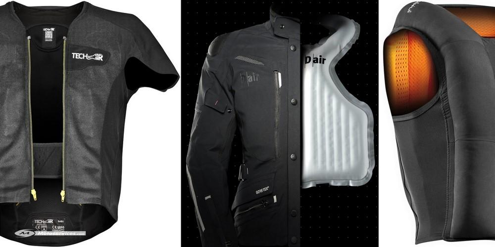 L'airbag obligatoire à moto, pour ou contre ?
