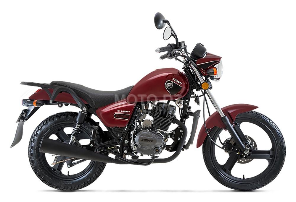 Keeway C-light: une nouvelle moto rejoint la famille