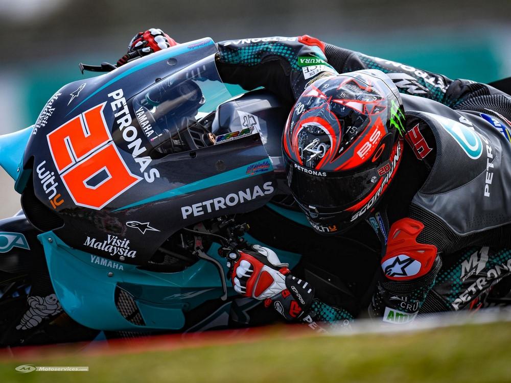 MotoGP 2020 à Sepang : Quartararo, une première très réussie