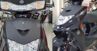 Yamaha Algérie : le Cygnus Z 125 de retour pour 2020