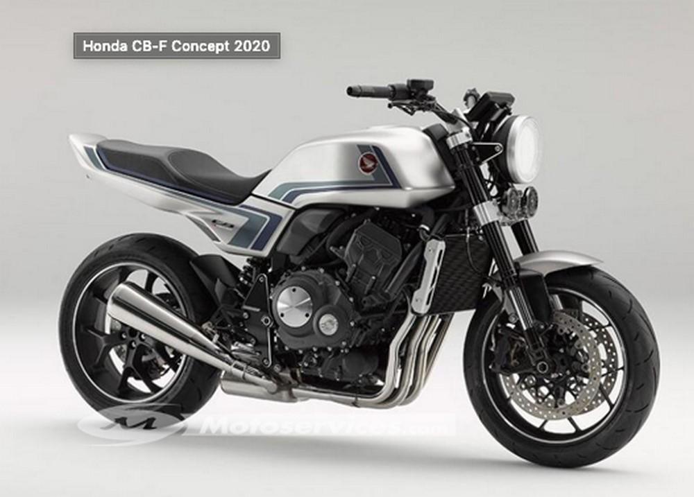 Honda CB-F Concept : le retour du Bol d'Or se précise