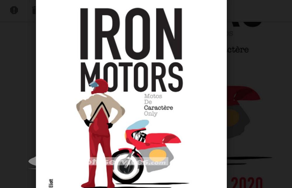 Iron Motors reprogrammé les 17 et 18 octobre