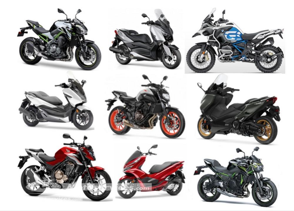 Marché moto février 2020 : réjouissons nous avant ...