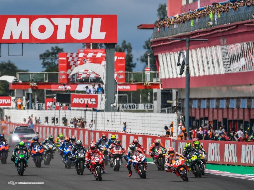 MotoGP 2020 : Argentine en novembre, Valence encore plus tard ... La parano continue !