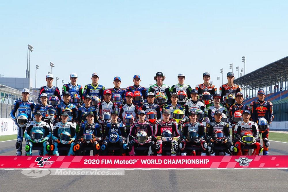 MotoGP 2020 au Qatar : Les essais libres pour Raul Fernandez (KTM) et Joe Roberts