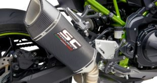SC Project : cinq silencieux pour la Kawasaki Z 900