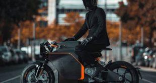 Sarolea : la moto électrique qui a la frite
