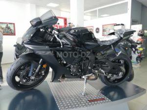 Yamaha Algérie : YZF-R1 en cours d'homologation !