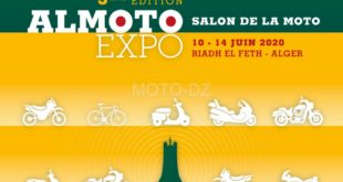 ALMOTO EXPO 2020 : 3ème édition du 10 au 14 juin à Riadh El Feth
