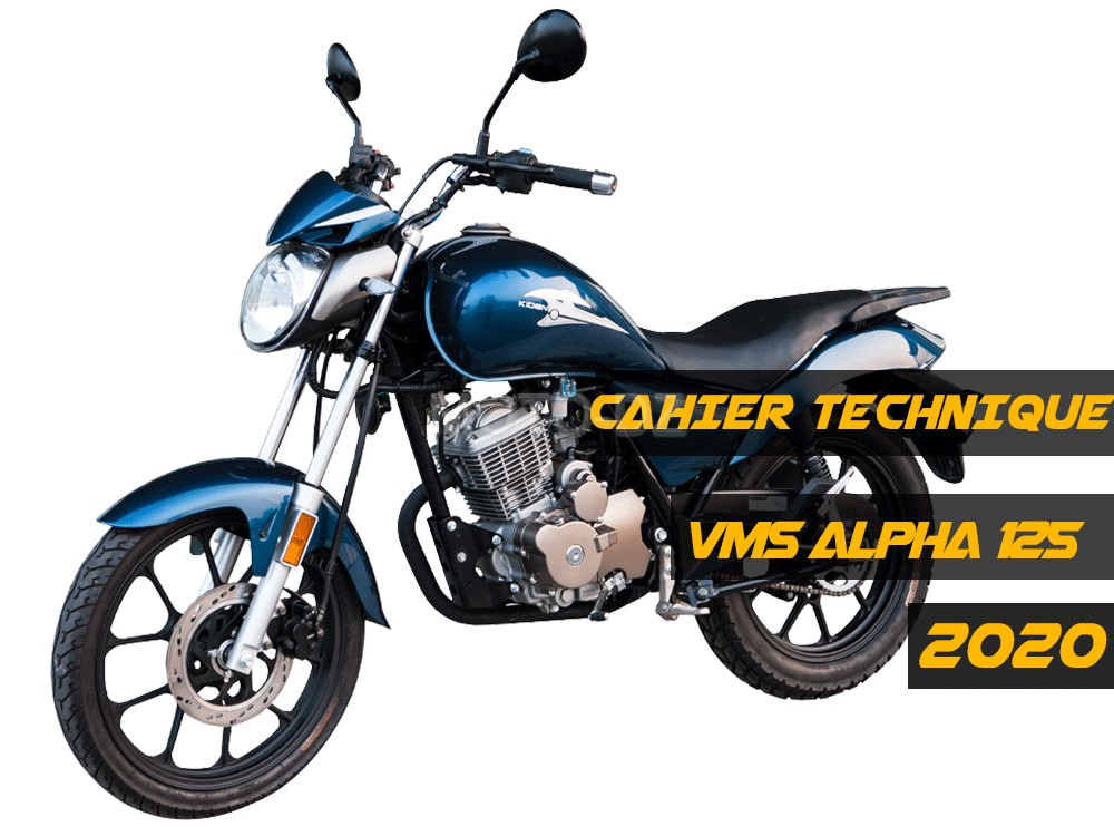 Publication du cahier technique de la VMS Alpha 125